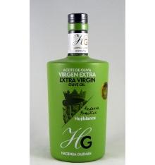 Aceite oliva virgen extra Hacienda de Guzmán Hojiblanca 500 ml.