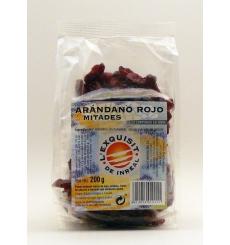 Arándanos rojo mitades  L'exquisit de Inreal 200gr