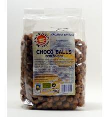 Choco Balls ecológicos L'Exquisit de Inreal 250 grs.