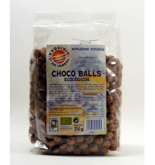 Choco Balls ecological Inreal L'Exquisit 250 grams.