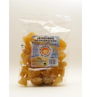 gingembre déshydratées Inreal L'Exquisit 250 grammes.