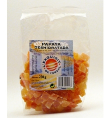 Dehydrated Papaya L'Exquisit Inreal 250 grams.