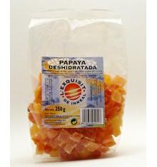 Papaya deshidratada L'Exquisit de Inreal 250 grs.