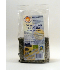 Chia seeds ecological Inreal L'Exquisit 250 grams.