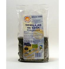 sementes de chia ecológicos inreal L'Exquisit 250 gramas.