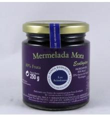 blackberry jam monte orgânicas de 250 g.