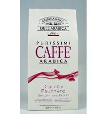 Café Dell'Arabica Purissimi Arábica 250 grs.