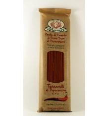 Tonnarelli para Peperoncino Rustichella D'Abruzzo 500 gramas.