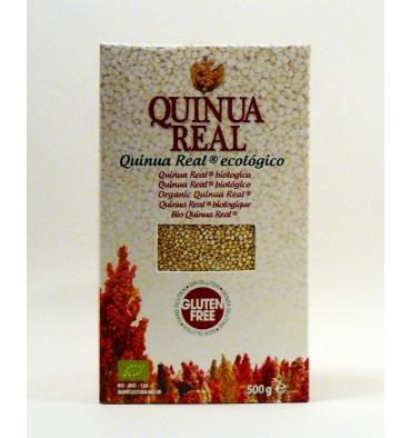 Quinoa réels écologiques 500 grammes.