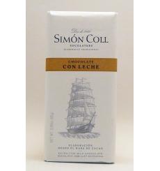 Chocolate con leche Simón Coll 85gr