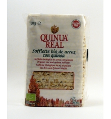 Soffiette Royal Quinoa Quinoa Rice Bio 130 grams.