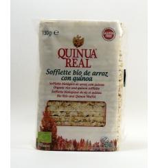 Soffiette Bio de arroz con Quinoa 130gr