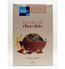 Schokolade Müsli Kölln 500 Gramm Hafer.