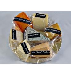 Tabla de 7 quesos asturianos