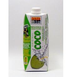 Agua de Coco Isola Bio 500 ml.