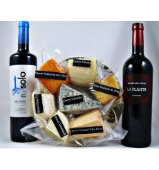 Club Tastu Setiembre - Octubre de 2.017 - Vino y queso, saben a beso