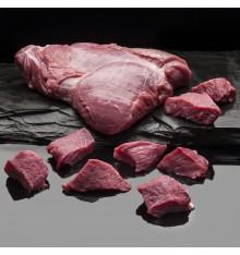 Viande de veau pour ragoût à l'aiguille
