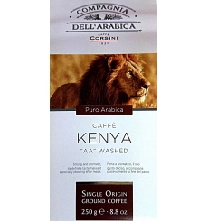 Kenya AA caffè dell'Arabica 250 gr.