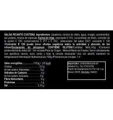 Salsa picante La Costeña 145 grs.