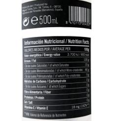 Aceite oliva virgen extra El Silencio de Torres Picual 500 ml.