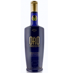 Extra virgin olive oil 500 ml Parqueoliva Gold Series.