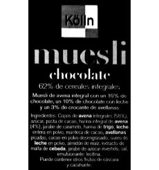 Muesli chocolate Kölln Avena 500 grs.