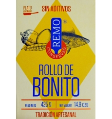 Rollo de bonito Conservas Remo 425 grs.
