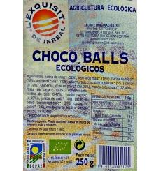 Choco Balls ecológicosL'exquisit de Inreal 250gr