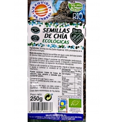 Semillas de Chía ecológicas L'exquisit de Inreal 250gr