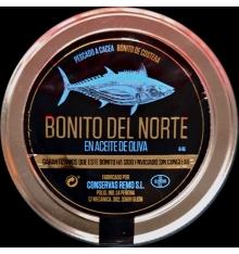 Tuna in olive oil 500g Canned Remo.