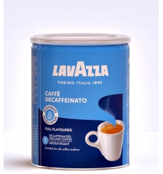 Lavazza Dek entkoffeinierten Kaffee 250 g.