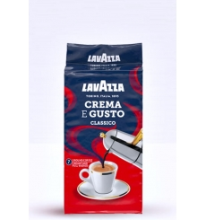 Lavazza Crema e Gusto Café 250 g.