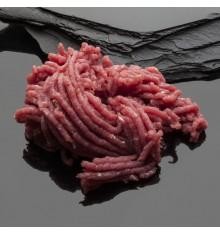 Carne di manzo macinata