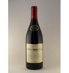 Viña Ardanza wine