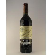 Viña Tondonia Wein