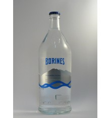 Agua mineral Borines Natural