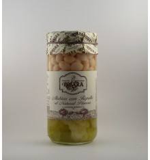 Beans with cabbage natural Rosara 660 grs.