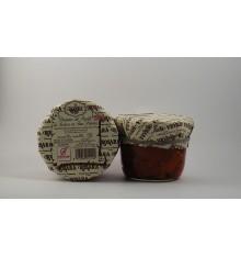 Pimientos del piquillo de lodosa en tiras extra Rosara 200 grs.
