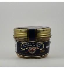 Chunks von Thunfisch Bauch in Olivenöl 200g Dosen Remo.