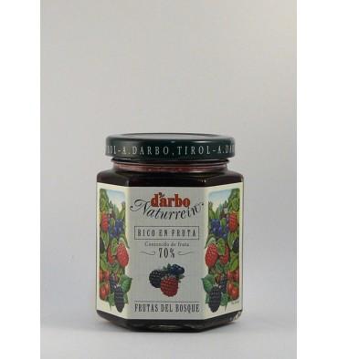 Mermelada D'arbo frutas del bosque 200 grs.