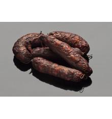 Asturianas salsiccia fatta in casa