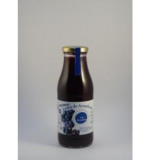 Bio-Heidelbeersaft 100% Frucht Blaubeeren