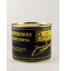 Chipirones en su tinta los Peperetes 650 grs.