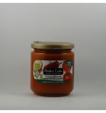 Gebratene Paprika mit den ökologischen Landbau Pedro Luis Tomate 340 Gramm.