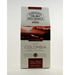 Medellin Colômbia Supremo Coffee Dell'Arabica 250 grs.