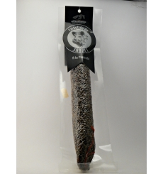 Cinghiale Salsiccia EMBUASTUR a 350 g pepe.