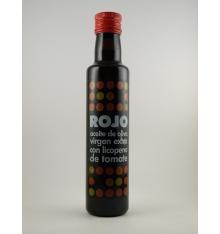 Aceite oliva virgen extra con Licopeno de tomate Rojo 250 ml.