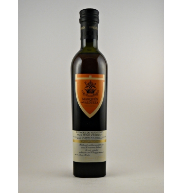 Vinaigre de vin rouge 250 ml Marqués de Valdueza.