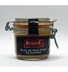 Bloc de Foie Gras de Pato Rougié 180 grs.