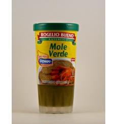Mole Verde Rogelio Bueno en pasta 235 grs.